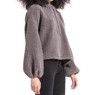 Z Supply Women's Sherpa Pullover Hoodie
