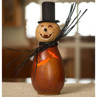 Meadowbrooke Gourds Ethan The Dracula Lit Gourd