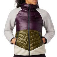 Mountain Hardwear Women's Altius Hybrid Insulated Hoody