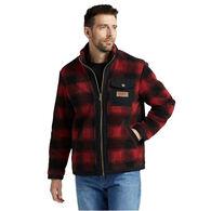 Pendleton Men's Lone Fir Stand-Collar Fleece Jacket
