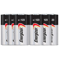 Energizer Photo 123 Battery - 6 Pk.