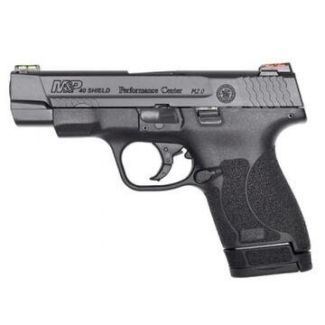 Smith & Wesson Performance Center M&P40 Shield M2.0 40 S&W 4 6-Round Pistol