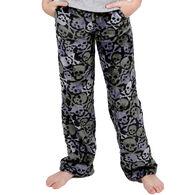 Souverign Athletic Boy's Skull Pajama Pant