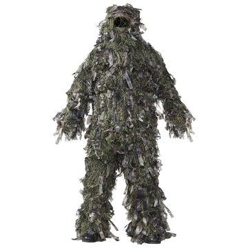 Hot Shot Gear Jacob Ash Mens 3D Ghillie Camouflage Hunting Suit, 3-Piece
