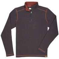 Dakota Grizzly Men's Dermont Double Knit Long-Sleeve Shirt