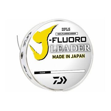 Daiwa J-Fluoro Leader Material - 50 Yards