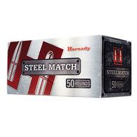Hornady Steel Match 223 Remington 55 Grain V-Max Ammo (50)