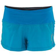 "Zoot Women's Ultra Run Icefil 3"" Short"