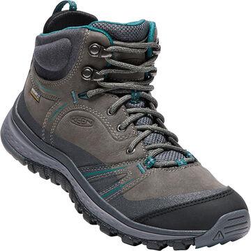 Keen Womens Terradora Leather Mid Waterproof Hiking Boot