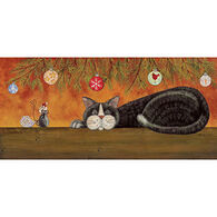 LPG Greetings Cat & Mouse Boxed Christmas Cards