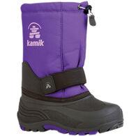 Kamik Boys' & Girls' Rocket Lined Winter Boot