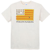 Liberty Graphics Men's Pollen Nation Short-Sleeve T-Shirt