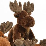 "Unipak Designs Plush 11"" Moose"
