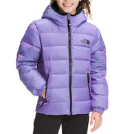 The North Face Girl's Printed Hyalite Down Jacket