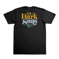 Dark Seas Men's Subdivide Short-Sleeve T-Shirt
