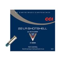 CCI Maxi-Mag 22 LR 31 Grain #12 Shot Rimfire Ammo (20)