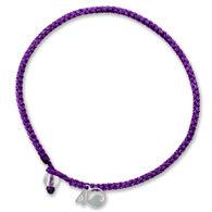 4ocean Men's & Women's Hawaiian Monk Seal Braided Bracelet