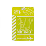 Travelon Flight Take Off Luggage Tag