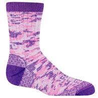 Farm To Feet Boys' & Girls' Camo Lightweight Crew Sock