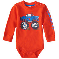 Carhartt Infant/Toddler Boys' Monster Truck Bodyshirt