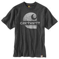 Carhartt Men's Original Fit Heavyweight C Graphic Logo Short-Sleeve T-Shirt