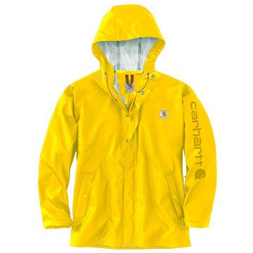 Carhartt Mens Big & Tall Lightweight Waterproof Rainstorm Jacket