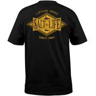 Salt Life Men's Captain's Choice Pocket Short-Sleeve T-Shirt