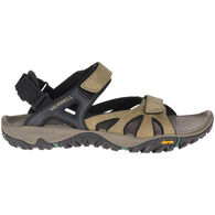 Merrell Men's All Out Blaze Sieve Convertible Sport Sandal