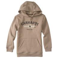 Carhartt Boys' Hard Work Sweatshirt
