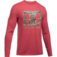 Under Armour Men's UA Camo Knockout Long-Sleeve T-Shirt