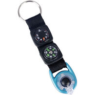 Munkees LED Key Fob w/ Compass & Thermometer