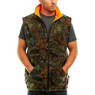 Trail Crest Men's Camo Thurmond Reversible Vest