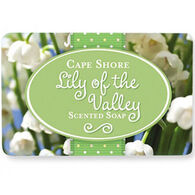 Cape Shore Lily Of The Valley Scented Bar Soap