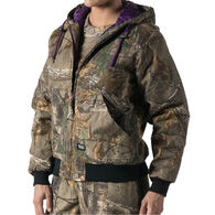 Walls Women's Insulated Hooded Hunting Jacket