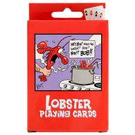 Entertain Ya Mania Hey, Bob! Lobster Playing Cards
