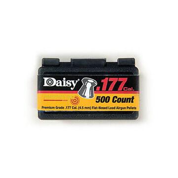 Daisy PrecisionMax Model #557 Flat-nosed 177 Cal. Pellet (500)
