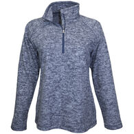 Canyon Guide Outfitters Women's Luna 1/4-Zip Fleece Pullover