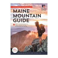 AMC White Mountain Guide: Comprehensive Guide to Hiking Trails of Maine, 11th Edition by Carey Michael Kish