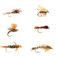 Fulling Mill All Around Trout Fly Selection - 6 Pk.