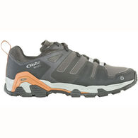 Oboz Men's Arete Low Waterproof Hiking Shoe