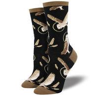 Socksmith Women's Wise And Shine Crew Sock