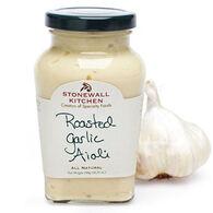 Stonewall Kitchen Roasted Garlic Aioli,10.25 oz.