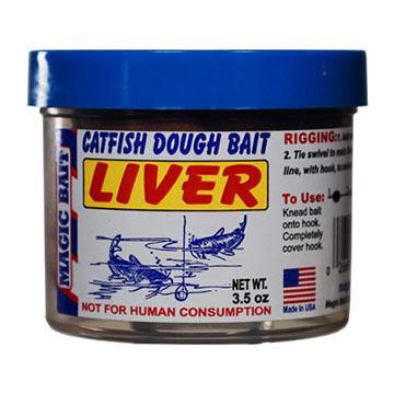 Magic Bait Catfish Liver Dough Bait - 3.5 oz.