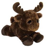 "Aurora Michigan Moose 10"" Plush Stuffed Animal"