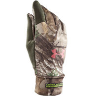 Under Armour Women's Scent Control Hunting Glove