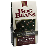 Cape Cod Specialty Foods Bog Beans Dark Chocolate Covered Cranberries, 5 oz.