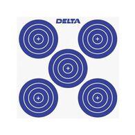 Delta Indoor 5 Spot NFAA Paper Archery Target