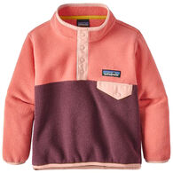 Patagonia Infant/Toddler Boys' & Girls' Lightweight Synchilla Snap-T Pullover Jacket