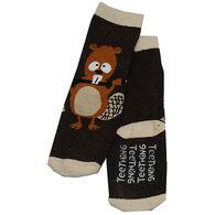 Lazy One Infant Boys' Teething Sock
