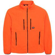 Walls Men's Hunter's Orange Fleece Jacket